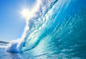 Rheinseo Suchmaschinenoptimierung SEO Agentur für Köln & Bonn - Bild Motiv: Blue Ocean Wave